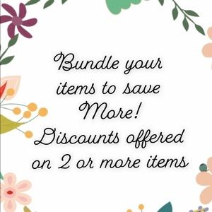Other - DISCOUNTS OFFERED ON 2 OR MORE ITEMS!